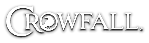 CrowFall logo WhiteTRanspBG